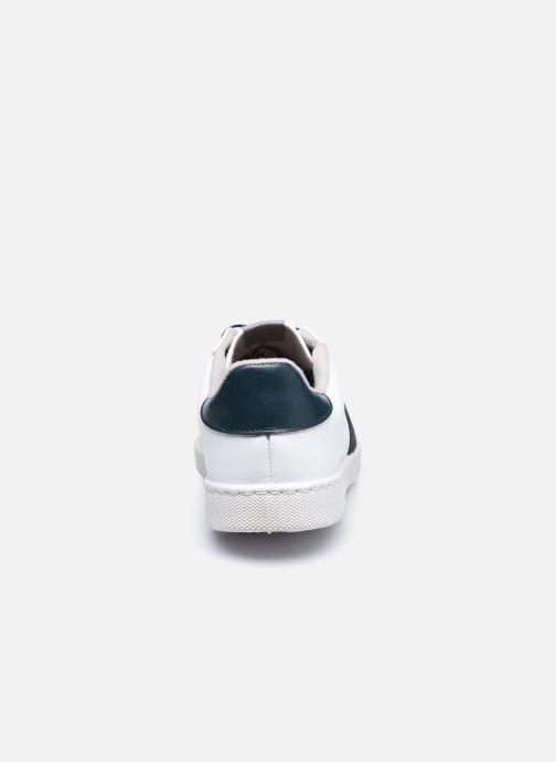 Sneakers Victoria Tenis Piel Vegana Detall Hvid Se fra højre