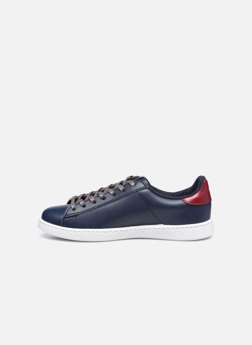 Sneakers Victoria Tenis Piel Vegana Detall Azzurro immagine frontale