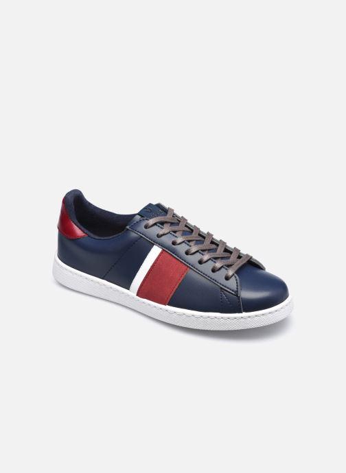 Sneakers Victoria Tenis Piel Vegana Detall Azzurro vedi dettaglio/paio