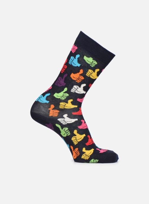 Sokken en panty's Happy Socks Chaussettes Thumbs up Blauw detail