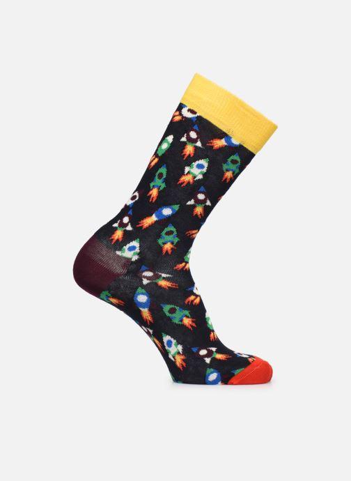 Sokken en panty's Happy Socks Chaussettes Rocket Blauw detail