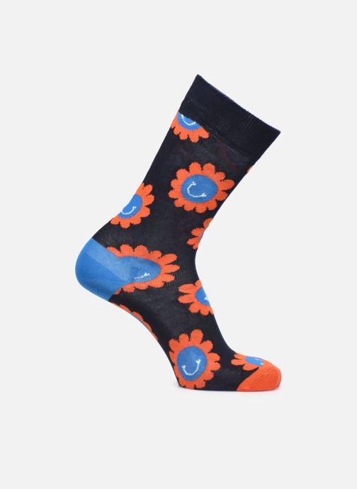 Sokken en panty's Happy Socks Chaussettes Smiley Flowers Blauw detail