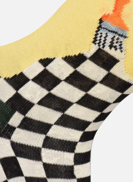 Chaussettes et collants Happy Socks Chaussettes Paint Multicolore vue portées chaussures
