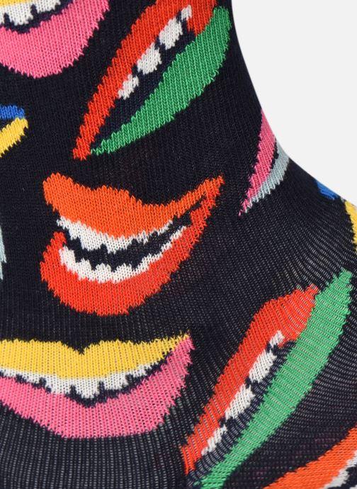 Sokken en panty's Happy Socks Chaussettes Lips Blauw model