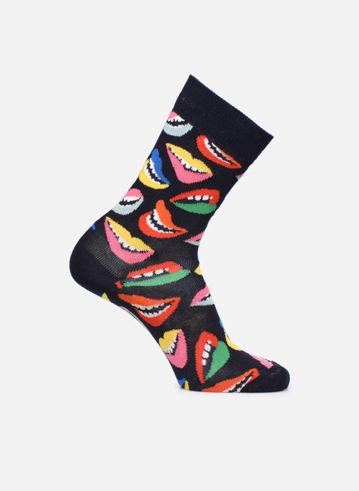 Sokken en panty's Happy Socks Chaussettes Lips Blauw detail