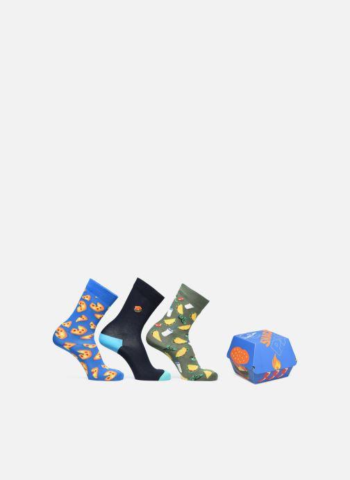 Socken & Strumpfhosen Happy Socks Gift Box Junk Food Lot de 3 mehrfarbig detaillierte ansicht/modell