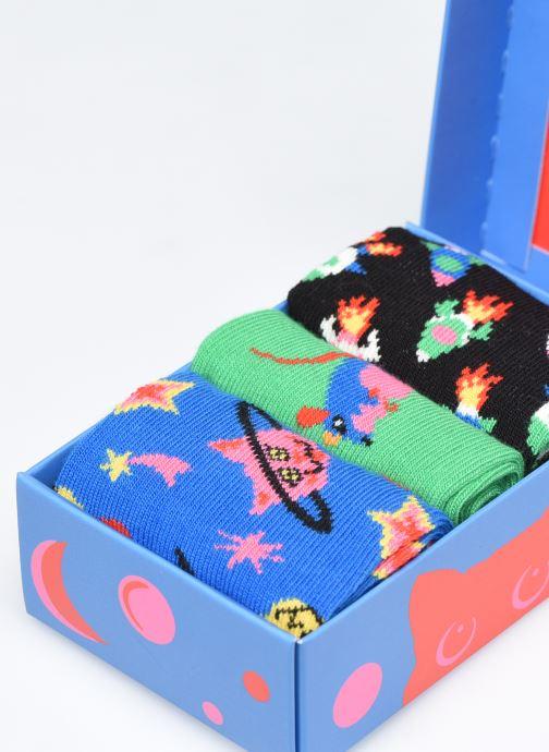 Socken & Strumpfhosen Happy Socks Kids Gift Box Outer Space Lot de 3 mehrfarbig ansicht von vorne