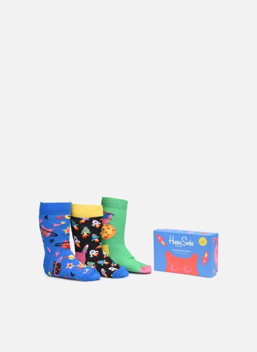 Chaussettes et collants Happy Socks Kids Gift Box Outer Space Lot de 3 Multicolore vue détail/paire