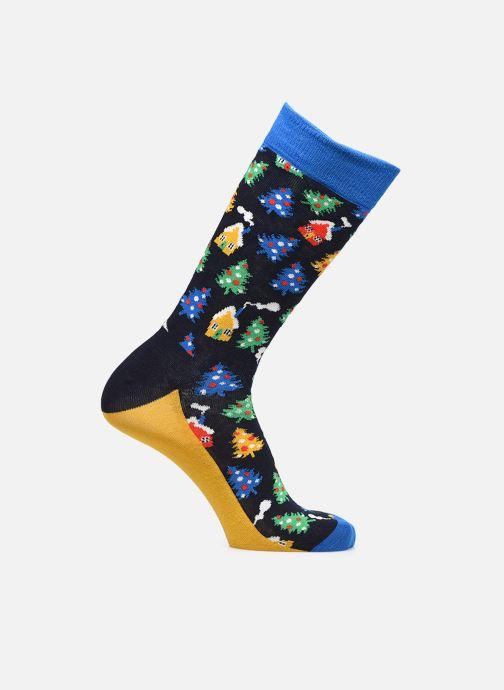 Sokken en panty's Happy Socks Chaussettes Winterland Zwart detail