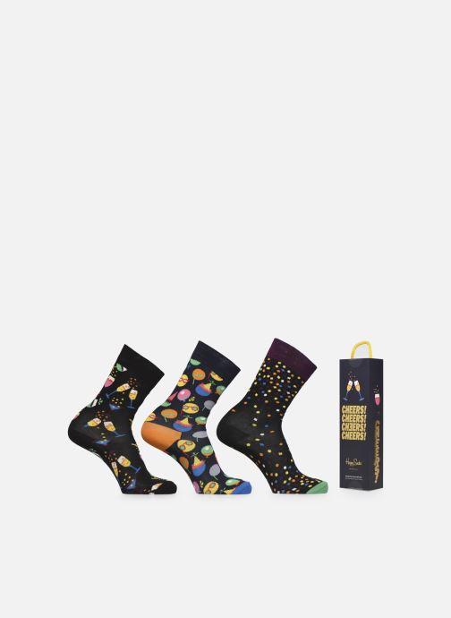 Socken & Strumpfhosen Happy Socks Gift Box Celebration Lot de 3 schwarz detaillierte ansicht/modell