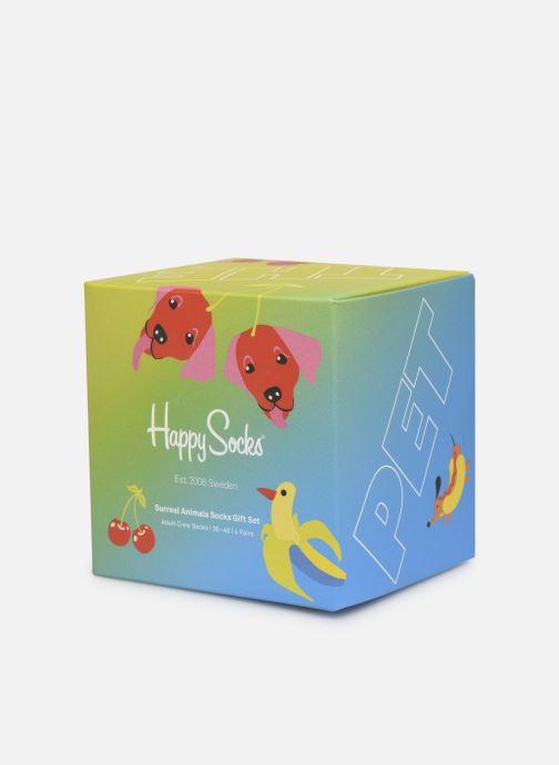 Calze e collant Happy Socks Gift Box Surreal Animal Lot de 4 Multicolore immagine posteriore