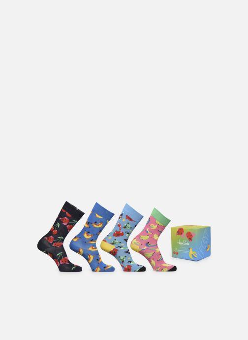 Sokken en panty's Happy Socks Gift Box Surreal Animal Lot de 4 Multicolor detail