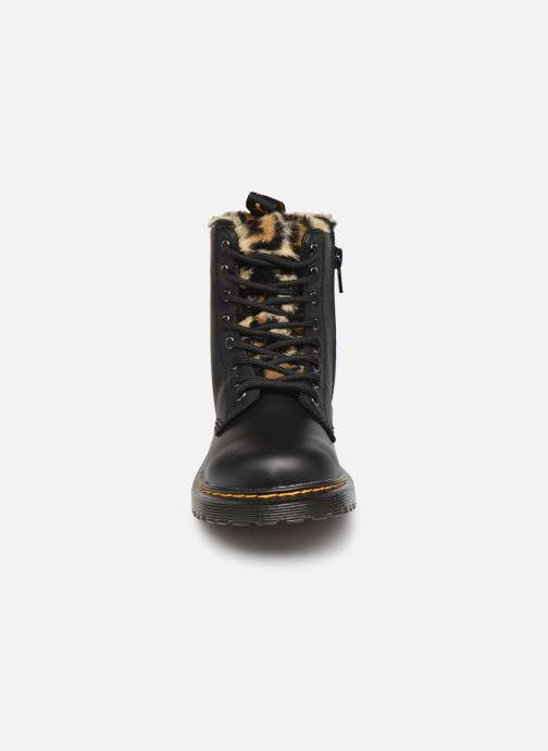 Stiefeletten & Boots Dr. Martens 1460 J Warm schwarz schuhe getragen
