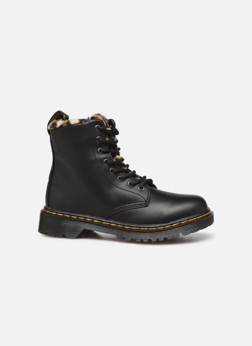 Stiefeletten & Boots Dr. Martens 1460 J Warm schwarz ansicht von hinten