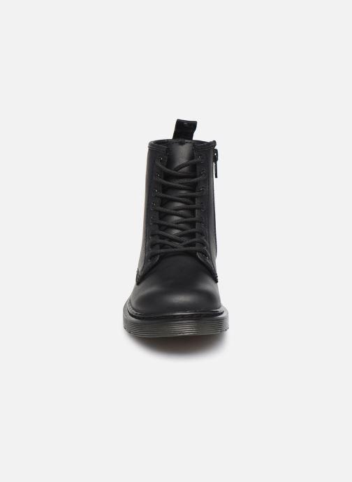 Boots en enkellaarsjes DR. Martens 1460 Serena Leo J Zwart model