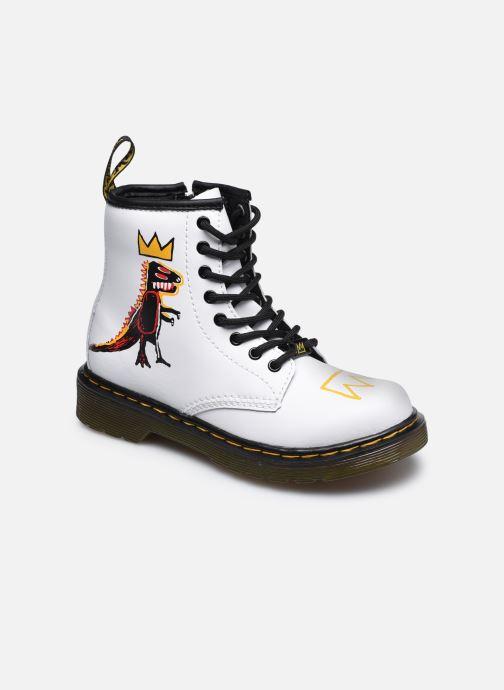 Stivaletti e tronchetti DR. Martens 1460 Basquiat J Bianco vedi dettaglio/paio