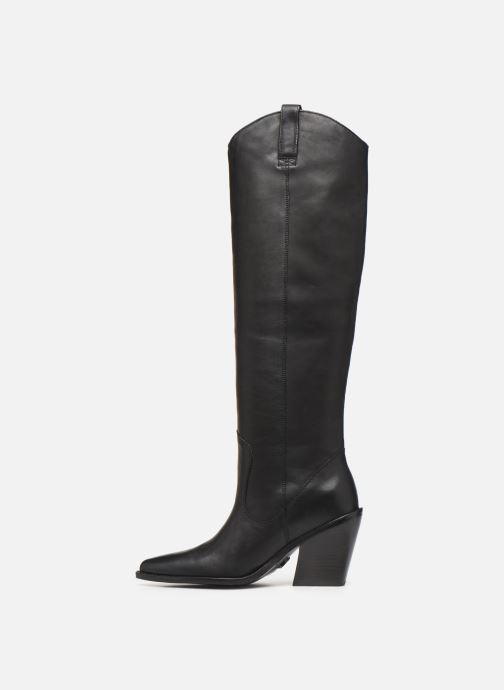 Stiefel Bronx NEW-KOLE 14176 schwarz ansicht von vorne