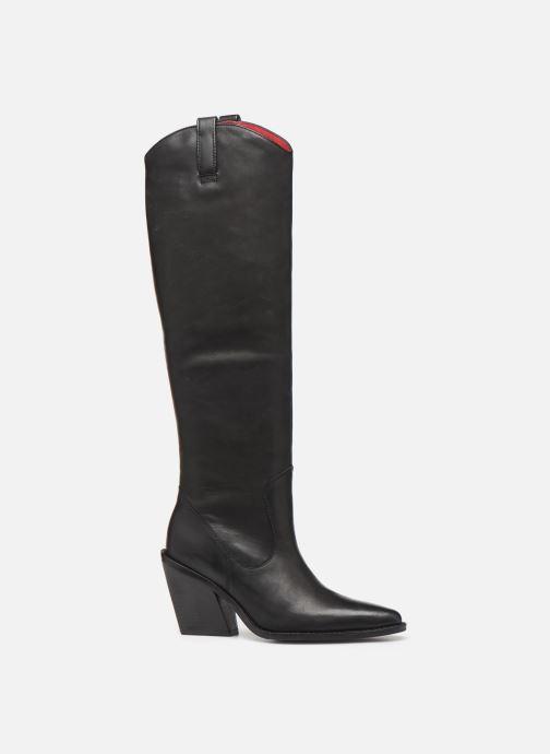 Stiefel Bronx NEW-KOLE 14176 schwarz ansicht von hinten