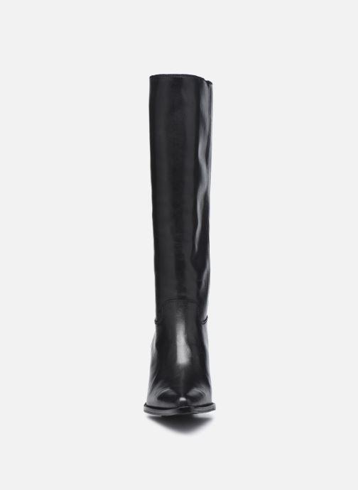 Bottes Bronx LOW-KOLE 14205 Noir vue portées chaussures
