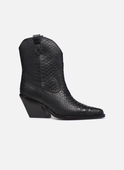 Bottines et boots Bronx LOW-KOLE 34155 Noir vue derrière