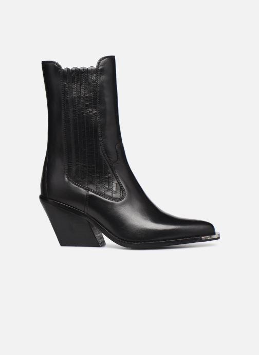 Bottines et boots Bronx LOW-KOLE 34159 Noir vue derrière