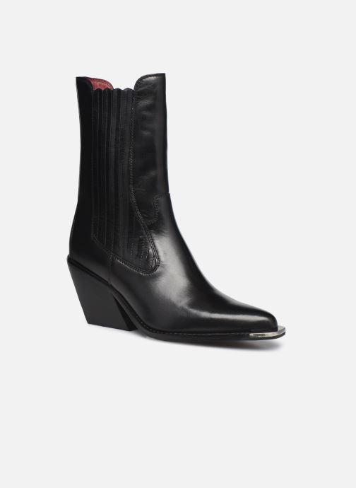 Bottines et boots Bronx LOW-KOLE 34159 Noir vue détail/paire