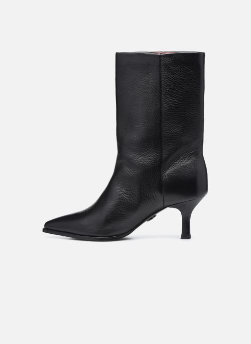 Bottines et boots Bronx NEW-LARA 34168 Noir vue face