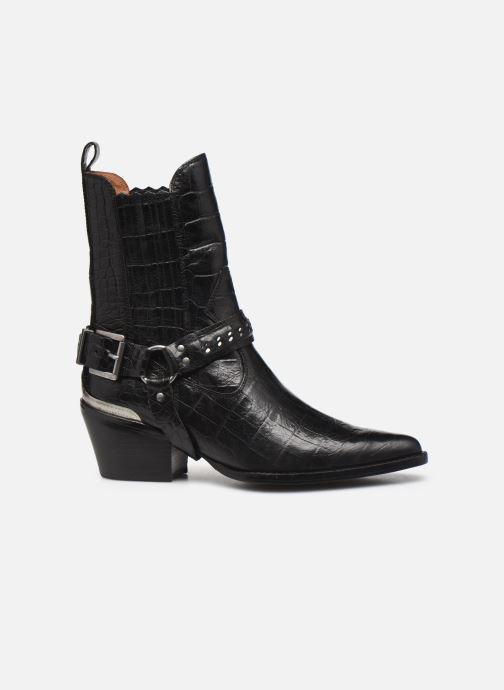 Bottines et boots Bronx JUKESON 47252 Noir vue derrière