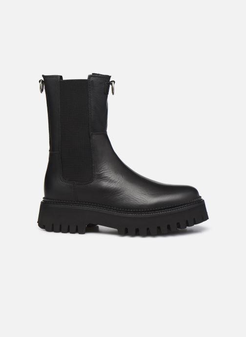 Bottines et boots Bronx GROOV-Y 47268 Noir vue derrière