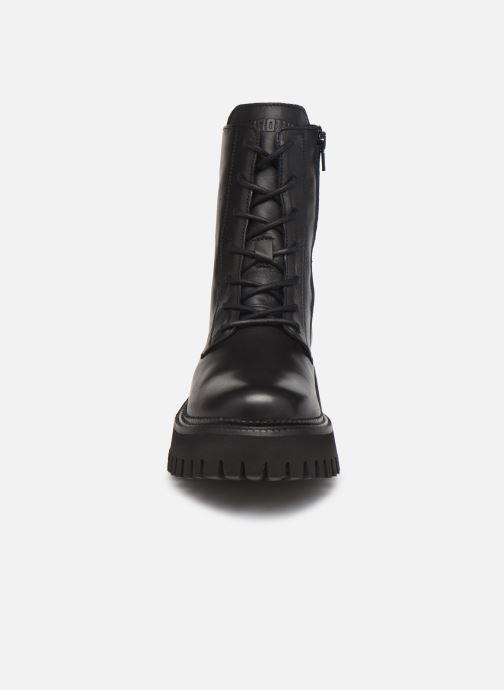 Stiefeletten & Boots Bronx GROOV-Y 47283 schwarz schuhe getragen