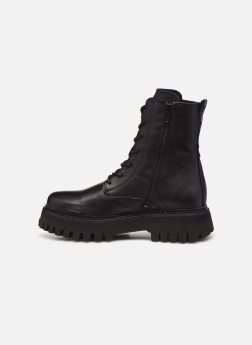 Stiefeletten & Boots Bronx GROOV-Y 47283 schwarz ansicht von vorne