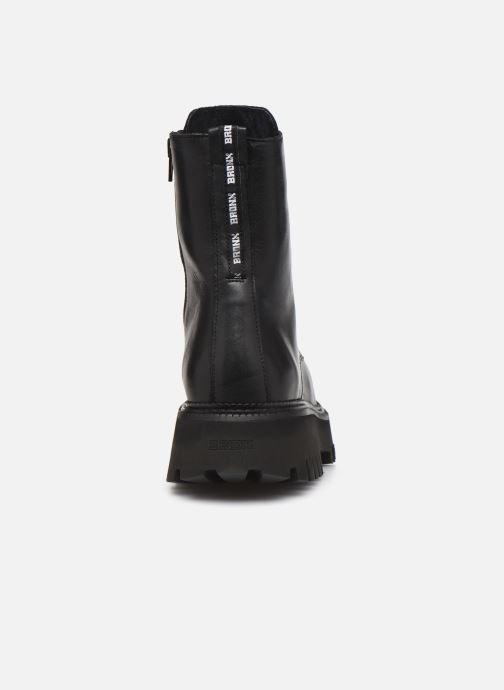Stiefeletten & Boots Bronx GROOV-Y 47283 schwarz ansicht von rechts