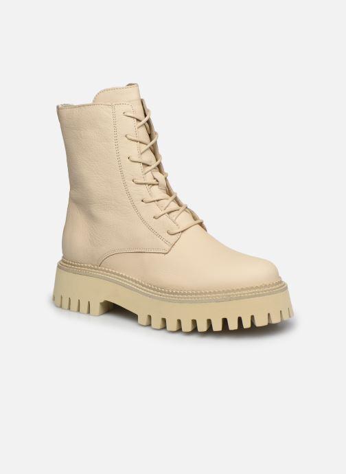 Boots en enkellaarsjes Bronx GROOV-Y 47283 Beige detail