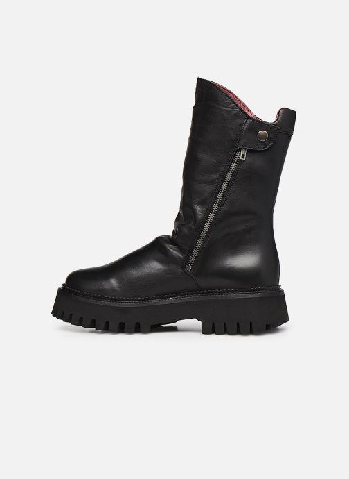Bottines et boots Bronx GROOV-Y 47293 Noir vue face
