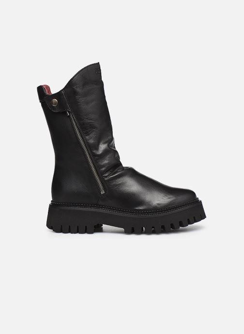 Bottines et boots Bronx GROOV-Y 47293 Noir vue derrière