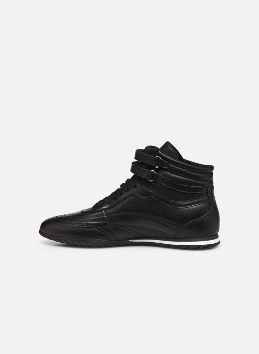 Baskets Bronx SAN-SAI Noir vue face