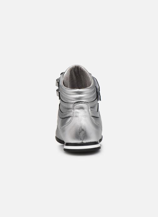 Sneaker Bronx SAN-SAI weiß ansicht von rechts
