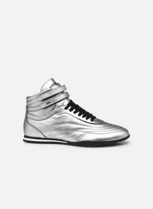 Sneaker Bronx SAN-SAI weiß ansicht von hinten