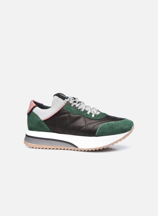 Sneaker Bronx NOLA-ISA grün ansicht von hinten