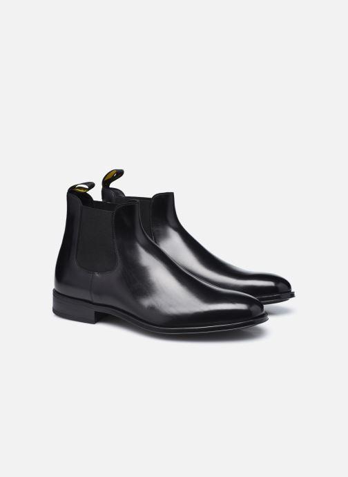 Stiefeletten & Boots Doucal's DU1253 schwarz 3 von 4 ansichten