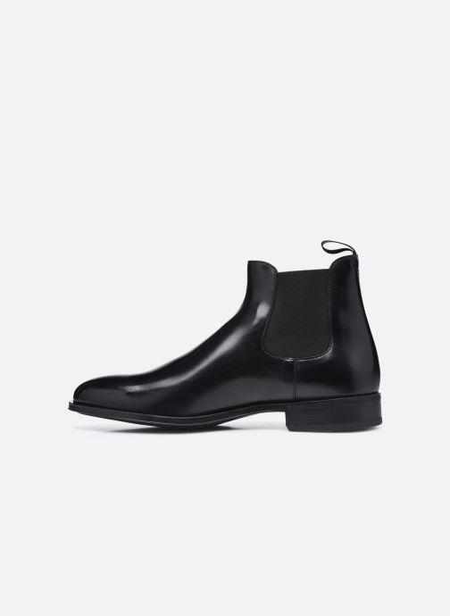 Stiefeletten & Boots Doucal's DU1253 schwarz ansicht von vorne