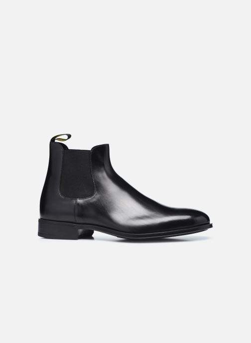 Stiefeletten & Boots Doucal's DU1253 schwarz ansicht von hinten