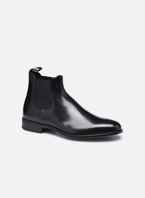 Stiefeletten & Boots Doucal's DU1253 schwarz detaillierte ansicht/modell