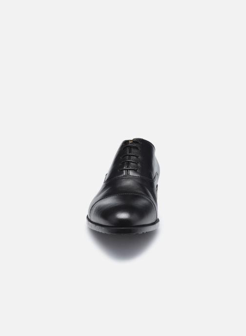 Schnürschuhe Doucal's DU1260 schwarz schuhe getragen