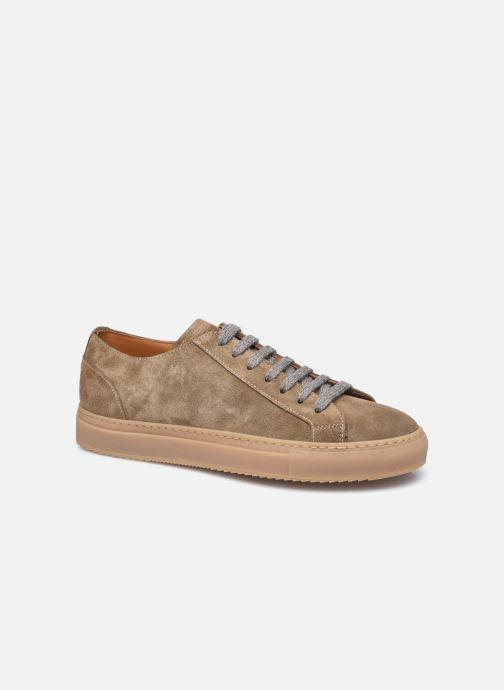 Sneakers Doucal's DU2335 Bruin detail