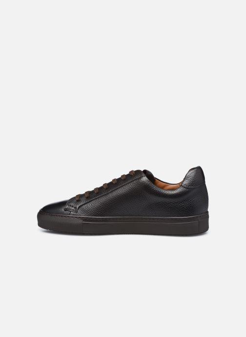 Sneaker Doucal's DU1796 braun ansicht von vorne
