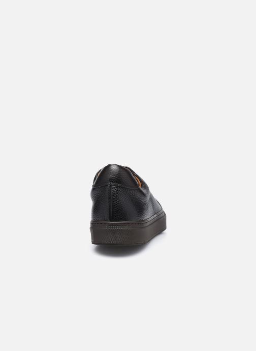 Sneaker Doucal's DU1796 braun ansicht von rechts