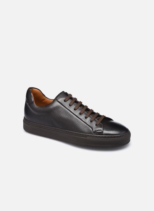 Sneaker Doucal's DU1796 braun detaillierte ansicht/modell