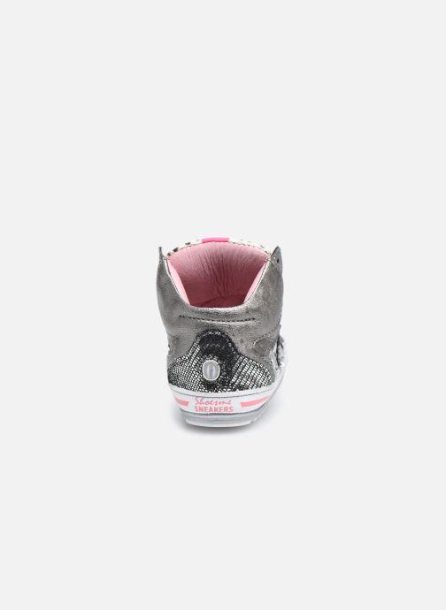 Bottines et boots Shoesme BP smart Argent vue droite
