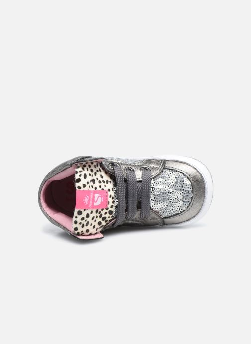 Bottines et boots Shoesme BP smart Argent vue gauche